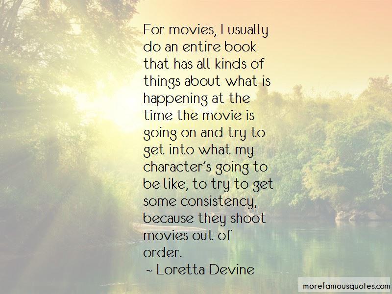Loretta Devine Quotes Pictures 3