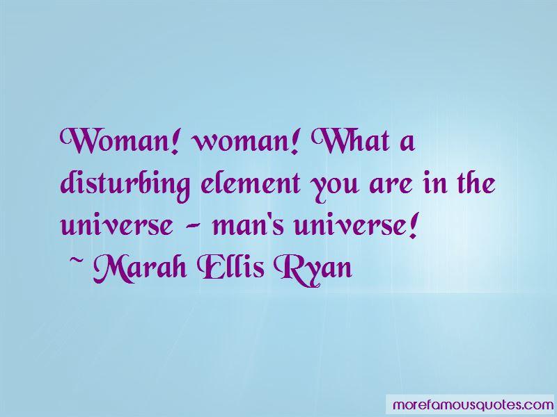 Marah Ellis Ryan Quotes