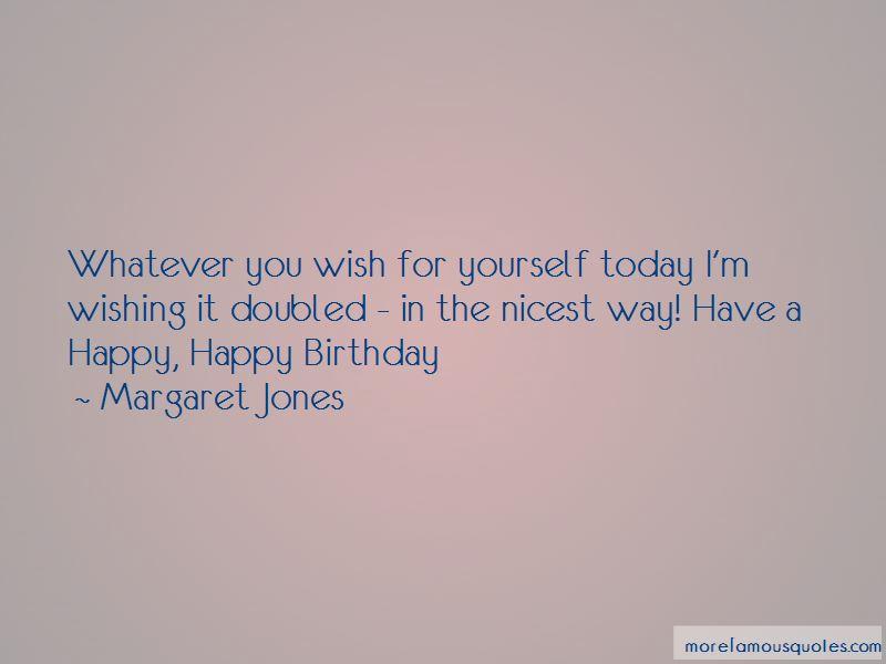 Margaret Jones Quotes Pictures 3