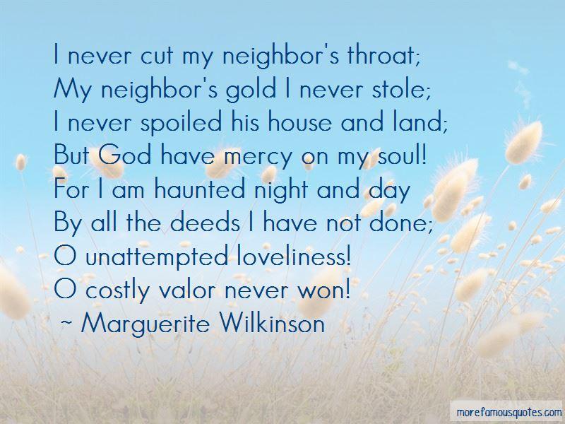 Marguerite Wilkinson Quotes