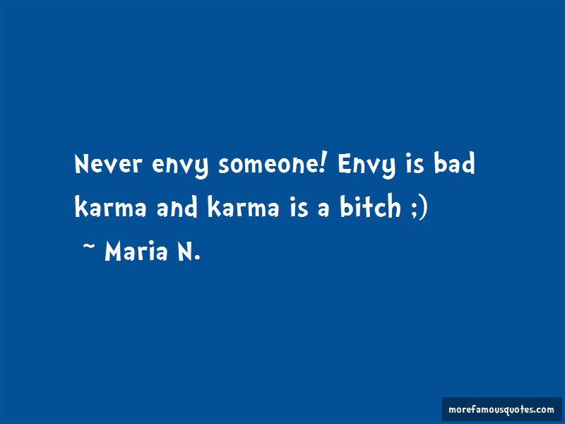 Maria N. Quotes