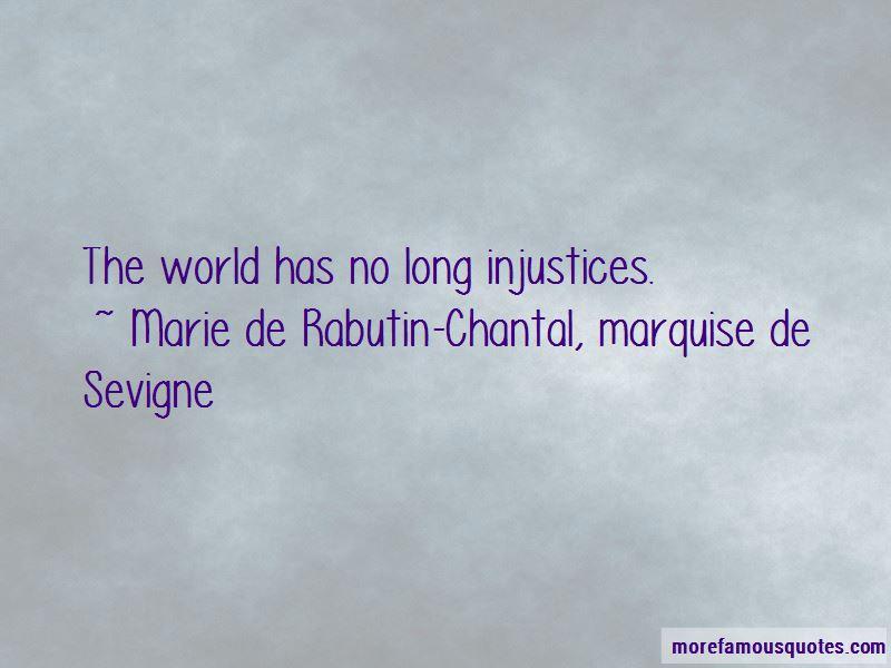 Marie De Rabutin-Chantal, Marquise De Sevigne Quotes Pictures 2
