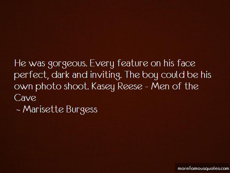 Marisette Burgess Quotes Pictures 2