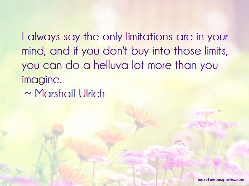 Marshall Ulrich Quotes Pictures 3