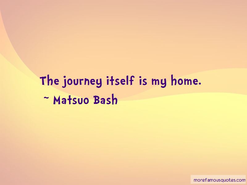 Matsuo Bashō Quotes Pictures 2