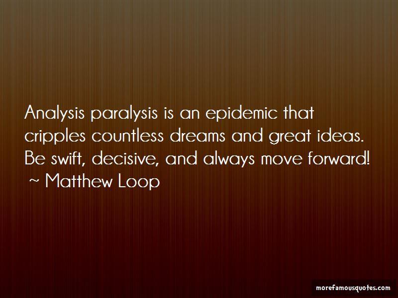 Matthew Loop Quotes