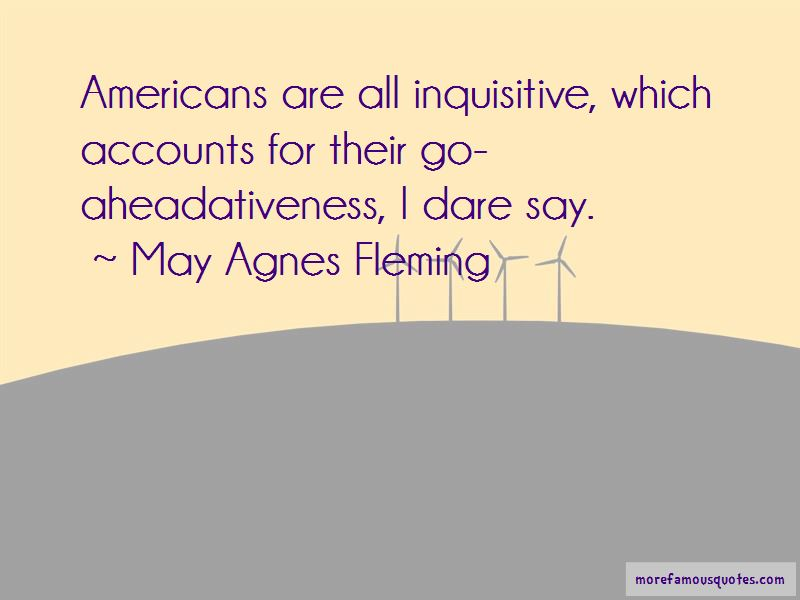 May Agnes Fleming Quotes Pictures 2
