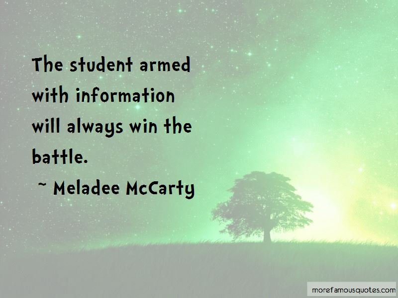 Meladee McCarty Quotes Pictures 2