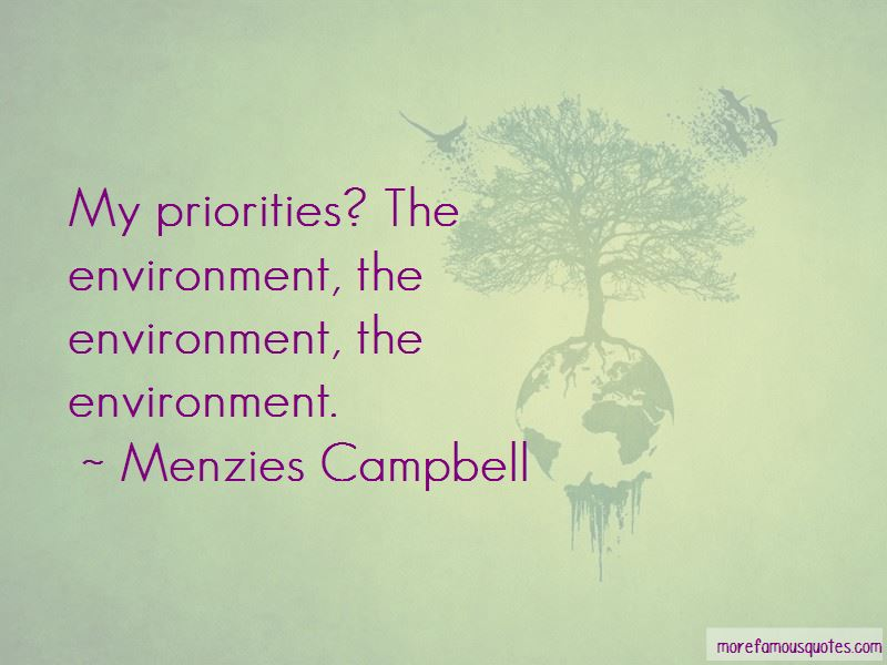 Menzies Campbell Quotes
