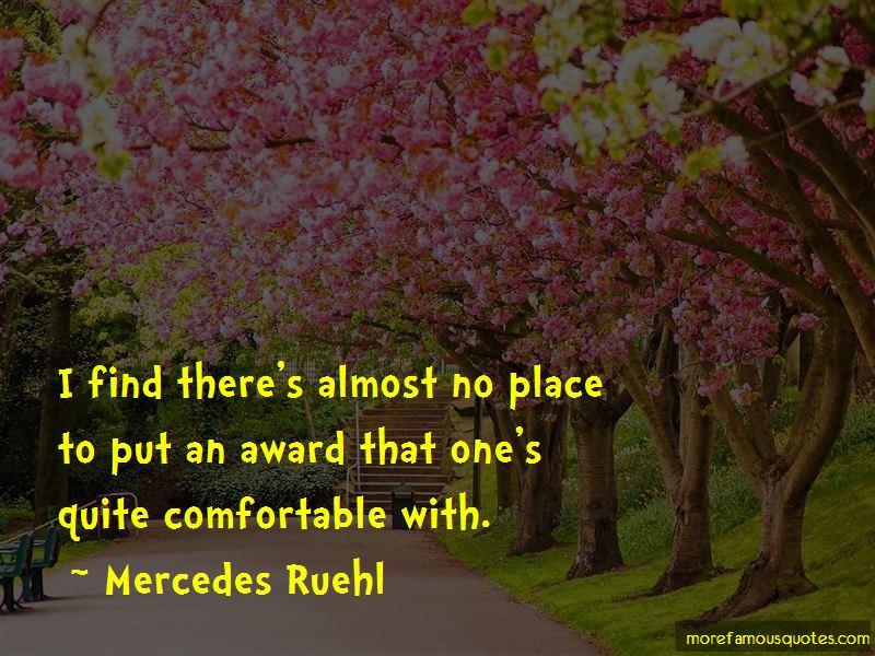 Mercedes Ruehl Quotes Pictures 2