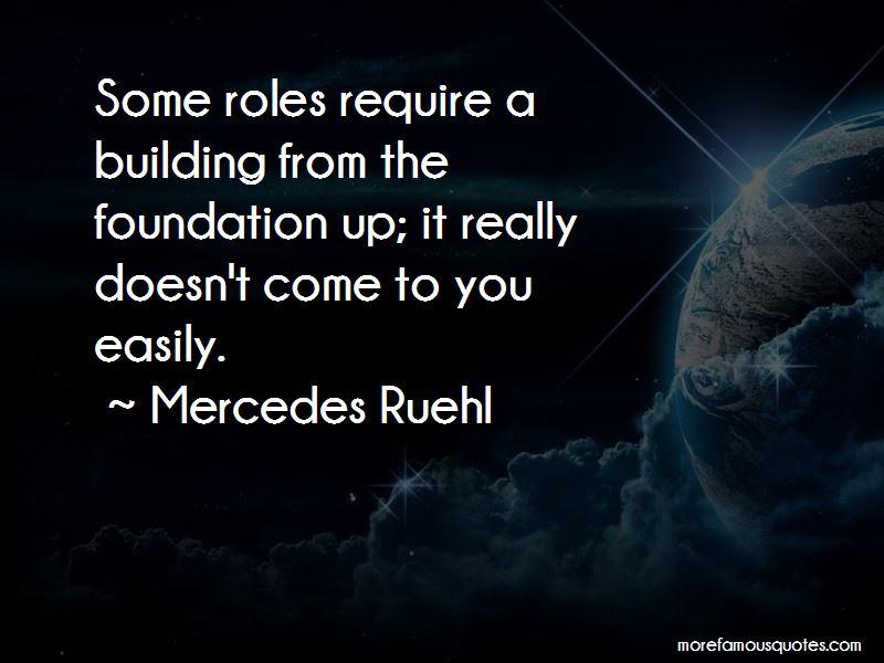 Mercedes Ruehl Quotes