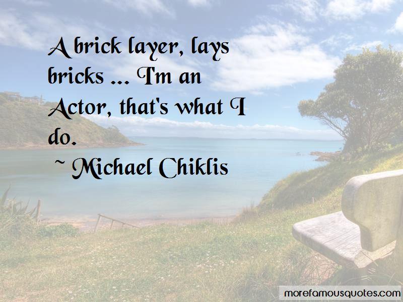 Michael Chiklis Quotes Pictures 2