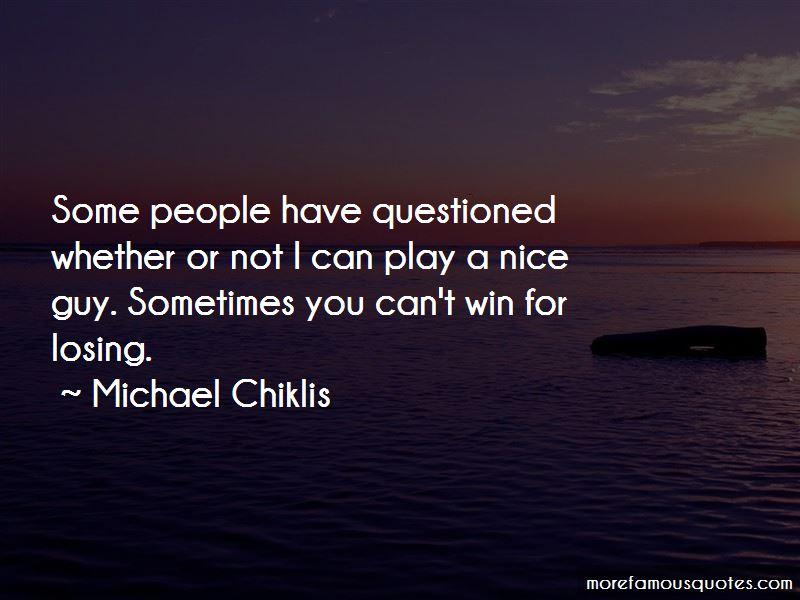 Michael Chiklis Quotes Pictures 3
