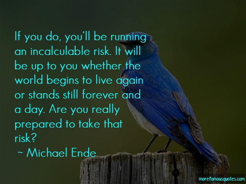 Michael Ende Quotes