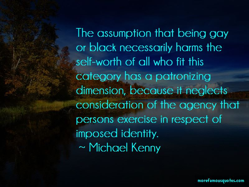 Michael Kenny Quotes Pictures 2