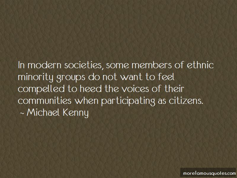 Michael Kenny Quotes Pictures 3
