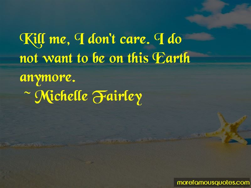 Michelle Fairley Quotes