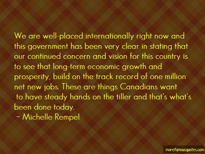 Michelle Rempel Quotes Pictures 4