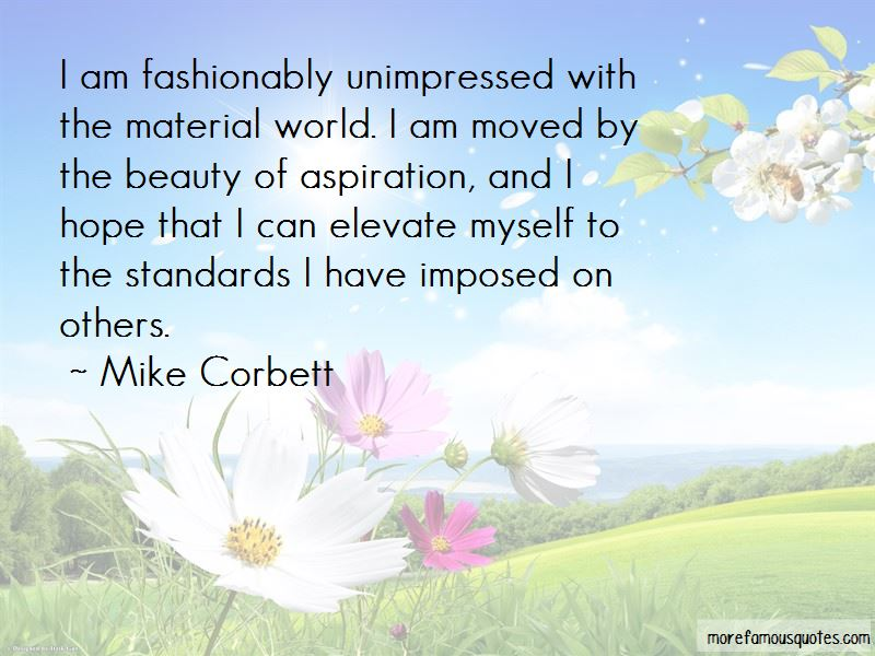 Mike Corbett Quotes Pictures 4
