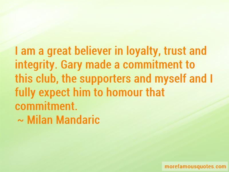 Milan Mandaric Quotes
