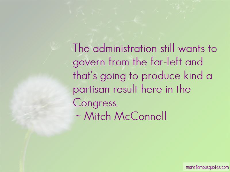 Mitch McConnell Quotes Pictures 3