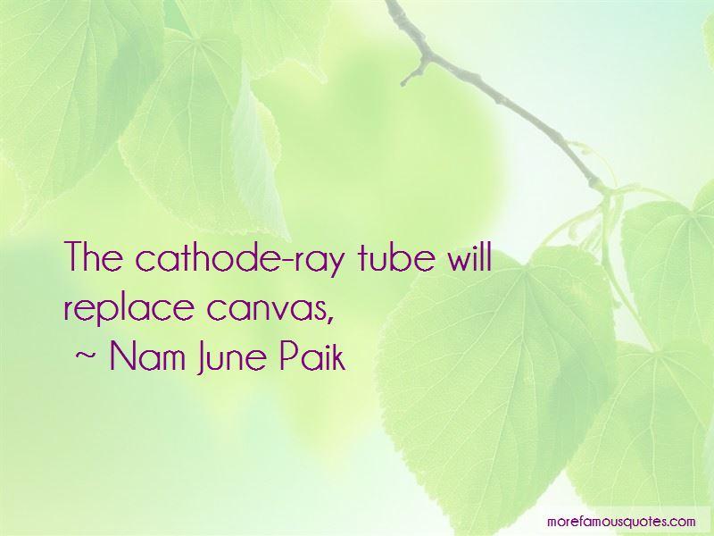 Nam June Paik Quotes Pictures 4