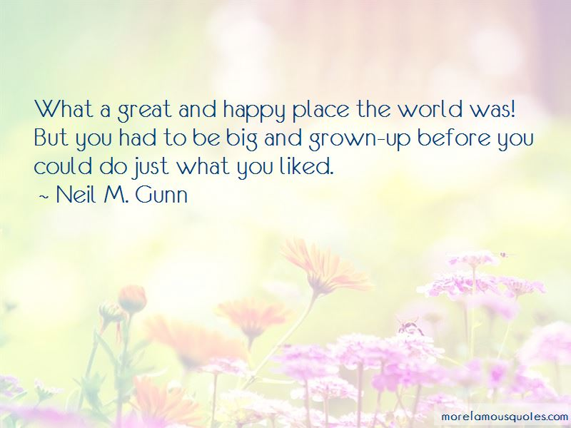 Neil M. Gunn Quotes Pictures 2