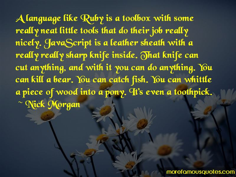 Nick Morgan Quotes Pictures 3