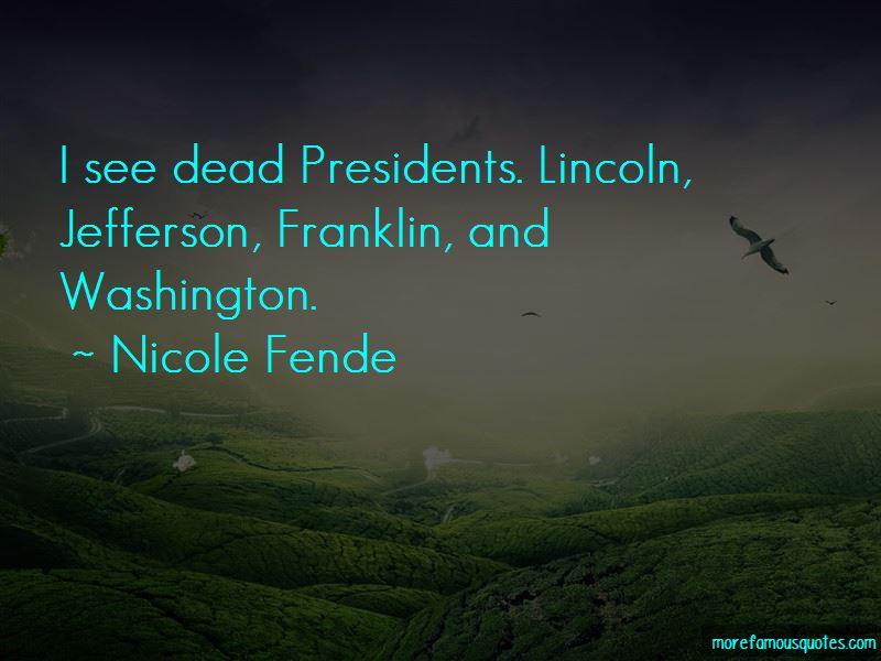 Nicole Fende Quotes Pictures 4