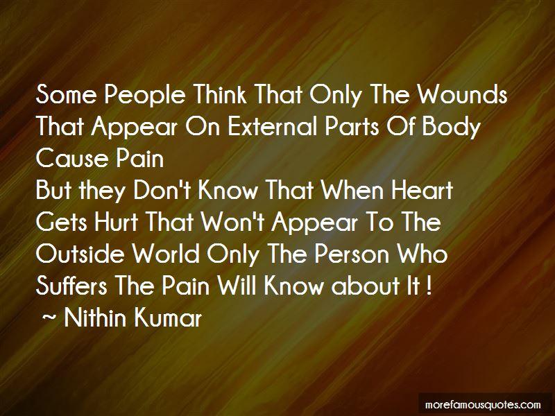 Nithin Kumar Quotes
