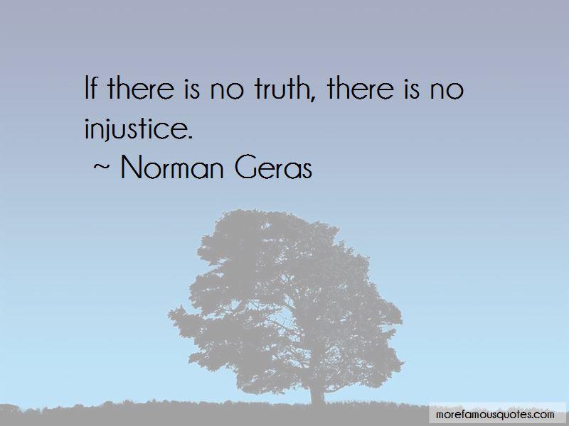 Norman Geras Quotes