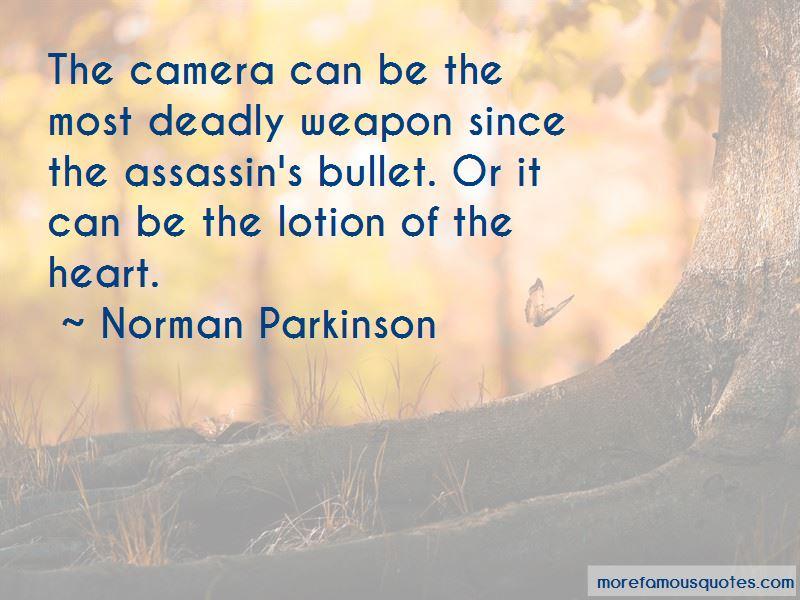 Norman Parkinson Quotes Pictures 2
