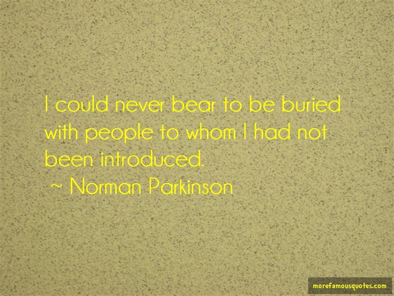 Norman Parkinson Quotes Pictures 3