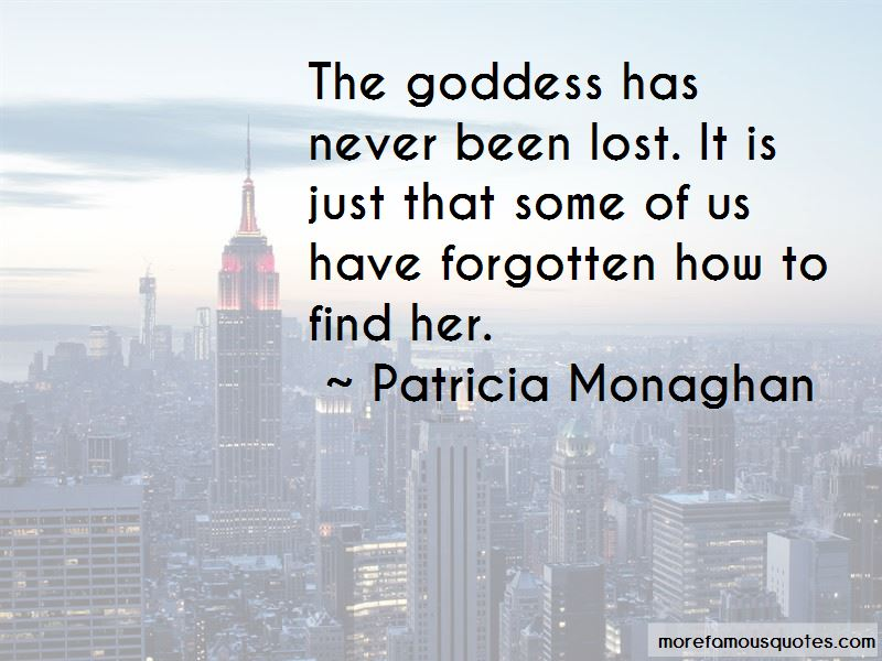 Patricia Monaghan Quotes Pictures 2