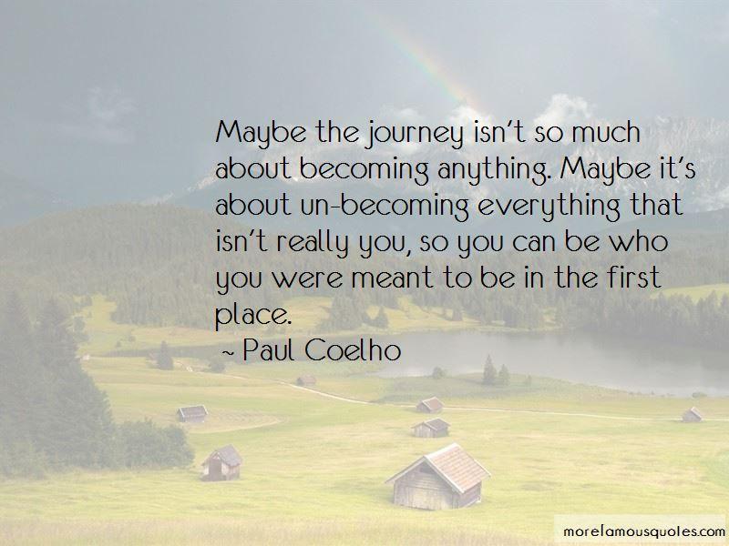 Paul Coelho Quotes