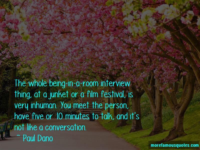 Paul Dano Quotes Pictures 2