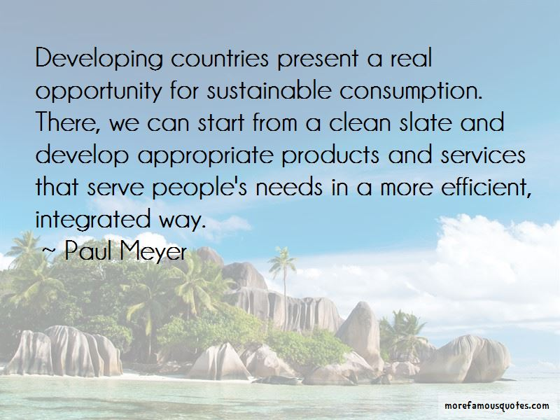 Paul Meyer Quotes Pictures 4