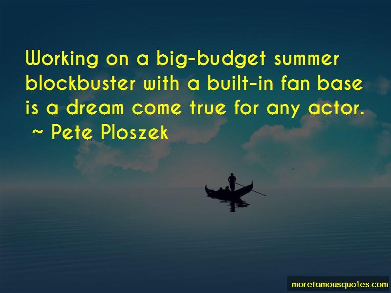 Pete Ploszek Quotes Pictures 3