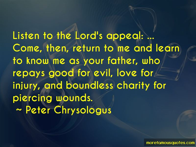 Peter Chrysologus Quotes Pictures 2