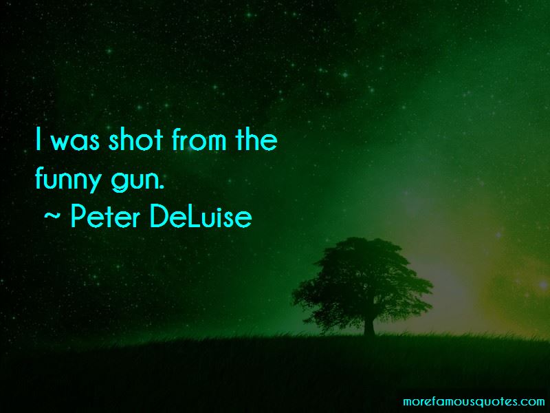 Peter DeLuise Quotes Pictures 4