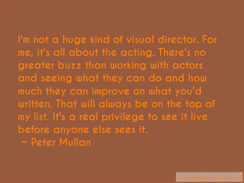 Peter Mullan Quotes