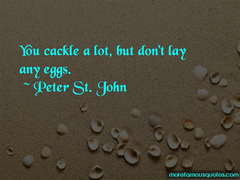 Peter St. John Quotes Pictures 2