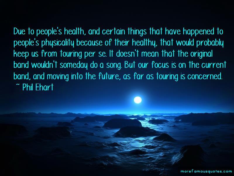 Phil Ehart Quotes Pictures 2