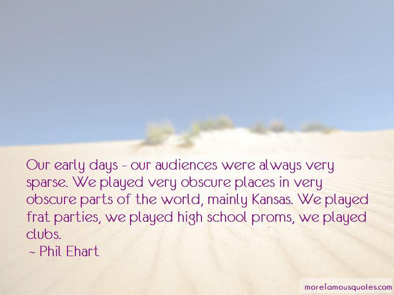 Phil Ehart Quotes Pictures 3
