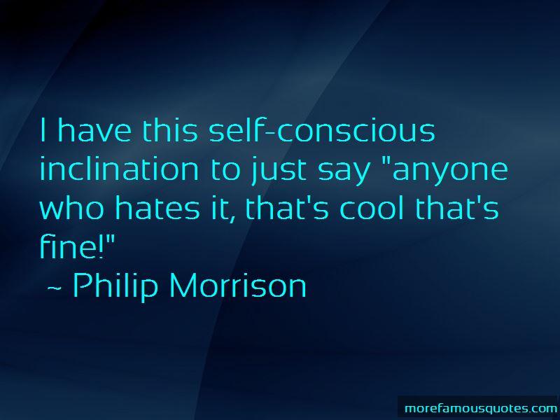 Philip Morrison Quotes Pictures 3