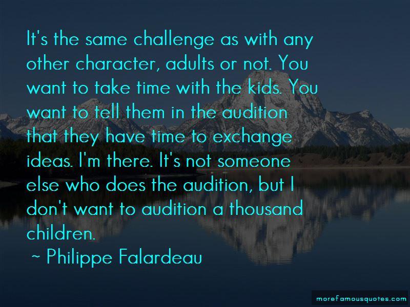 Philippe Falardeau Quotes Pictures 3
