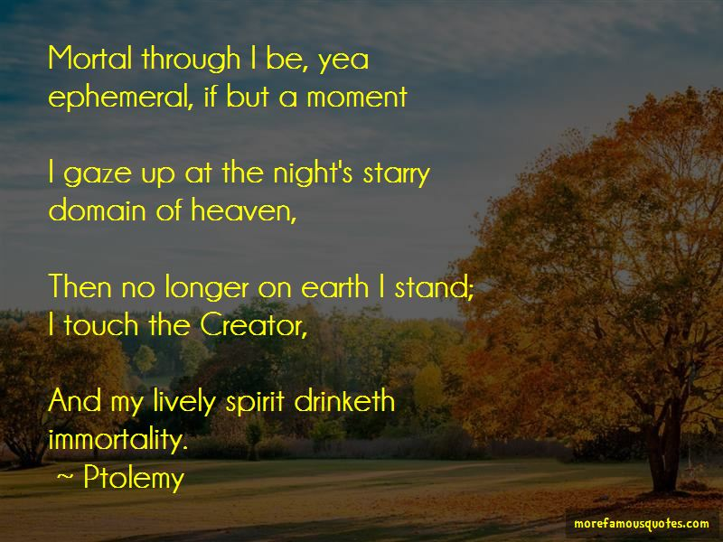 Ptolemy Quotes Pictures 3