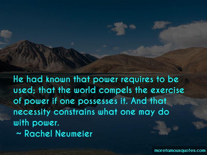 Rachel Neumeier Quotes Pictures 2