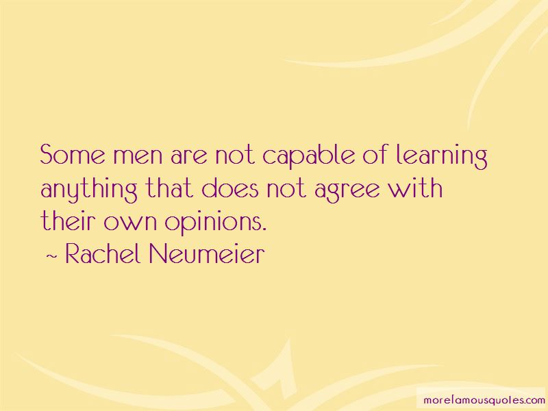 Rachel Neumeier Quotes Pictures 4