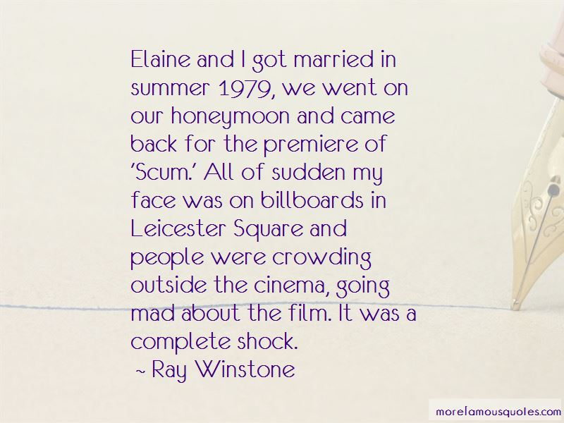 Ray Winstone Quotes Pictures 4